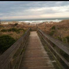 Wilmington, North Carolina. I love living at the beach!