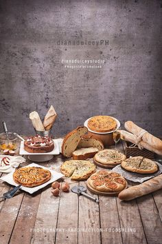 Panadería | Bakery on Behance