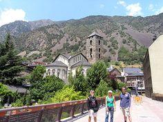 Andorra   Andorra Travelogue
