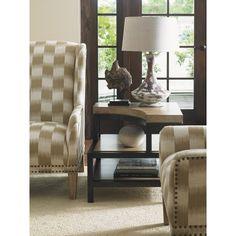 Monterey Sands Tehama Lamp Table - Lexington Home Brands Living Room End Tables, My Living Room, Large Furniture, Furniture Decor, Furniture Stores, Lexington Furniture, Lexington Home, Living Room Photos, Discount Furniture