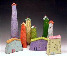 Todd Van Duren (Note to self: Could make these from wood for bird houses or use cereal boxes for show on shelf)
