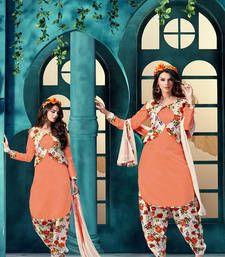 Buy multicolor embroidered bhagalpuri print patialas pants with dupatta patialas-pant online