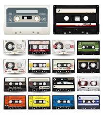 cassette musicali bianco e nero - Cerca con Google