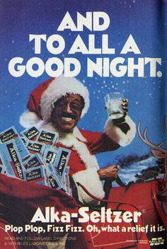 Sammy Davis Jr. for Alka-Seltzer, 1979