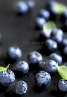 ~~ Fresh Blueberries by aisha.yusaf~~