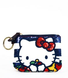 - HELLO KITTY STRIPED SEQUIN FRUIT COIN BAG LOUNGEFLY OFFICIAL WEBSITE $8.00, sale!