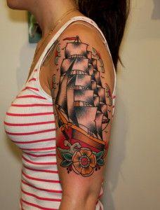sony dsc sailor jerry tattoos