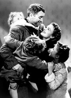 """It's A Wonderful Life""  A Christmas favorite!"
