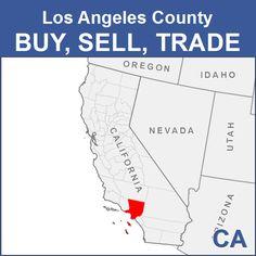 Los Angeles County Buy, Sell, Trade - CA Idaho, Nevada, Oregon, Stuff For Free, California, Los Angeles County