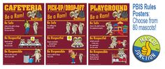 PBIS Posters - PBIS Posters