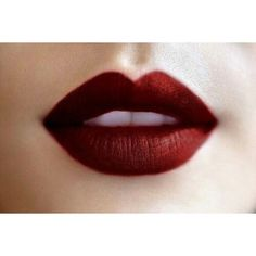 Dark red lip make you more sexy !you need to have a try . #Lip #Makeup #mattelips #partyqueenbeauty #partyqueenbrushes #sexy #face #products #beautiful #girls #Tutorial #tips #Natural