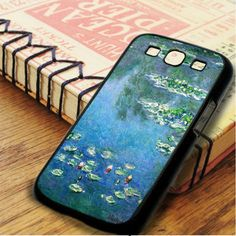 Claude Monet Water Lilies Samsung Galaxy S3 Case