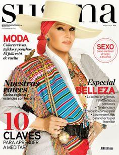 ¡YA SALIÓ! La revista de SUSANA - Mayo 2015 ¡El folk está de vuelta!. ¡Divina! cc @Su_Gimenez @revistasusana