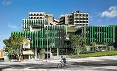 Big Ideas: Green Roof at Lady Cilento Children's Hospital   #interiordesign #interiordesignmagazine #design #architecture