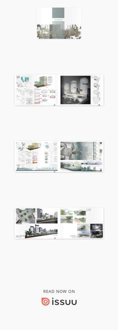 YANG,HSIN-HUA 2016 LANDSCAPE ARCHITECTURE PORTFOLIO #architectureportfolio