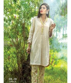 Digital Lawn- Summer Fantacy Kurti Collection By Alkaram DL_20