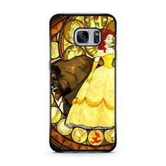 Beauty and the Be... - http://www.casesity.com/products/beauty-and-the-beast-stained-glass-samsung-galaxy-case?utm_campaign=social_autopilot&utm_source=pin&utm_medium=pin - #iphone6scase #iphone6pluscase #phonecase