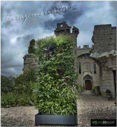 1000 images about paredes verdes on pinterest patrick for Mur vegetal interieur
