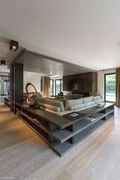 Find This Pin And More On Casa Decoraci N Modern Living Room