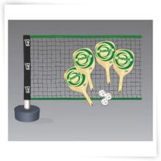 Let the fun fly this summer with the DMI Sports Complete Pickleball Set setting up where you need in mere minutes. Complete with four strong wooden. List Of Outdoor Games, Fun Fly, Sports Today, Outdoor Education, Lawn Games, Local Parks, Perfect Game, Wishing Well, Pickles