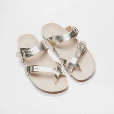 1c7f851b274 SANDÁLIA DUAS FIVELAS - Calçado - Mulher - Homewear   shoes
