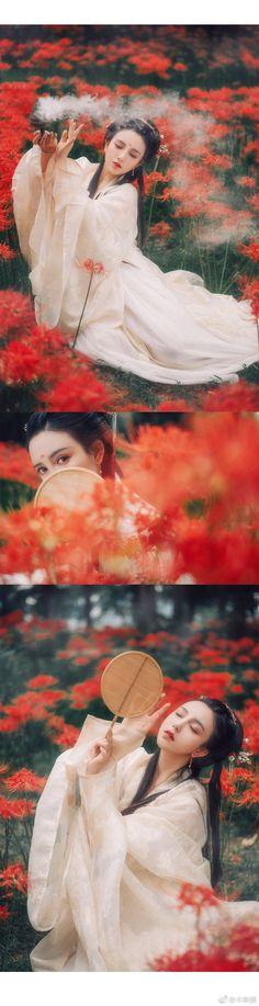 微博 Chinese Culture, Chinese Art, Chinese Clothing Traditional, Asian Fever, Shots Ideas, Drawing Exercises, Hells Angels, Anime Base, Burlap Flowers