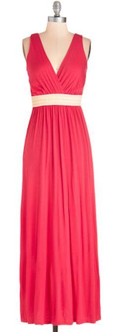 pretty long pink maxi dress http://rstyle.me/n/w25cmr9te