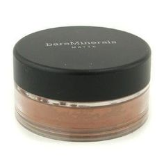 Bare Escentuals BareMinerals Matte SPF15 Foundation - Warm Dark - 6g/0.21oz *** This is an Amazon Affiliate link. Check this awesome product by going to the link at the image.
