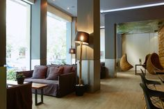 Favored as one of the best design luxury hotels in Thessaloniki center. City Hotel is a top choice amongst modern Thessaloniki 4 star hotels. Room, Interior, Family Room, Hotel Bar, Hotel, Luxury Design, Home Decor, Interior Design, City Hotel