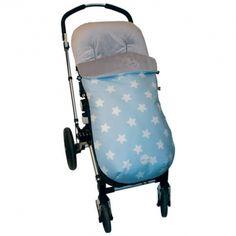 Sacos silla paseo pekebaby estrellitas azul Polaroid, Textiles, Bugaboo, Baby Strollers, Children, Camping Mats, Walks, Baby Prams