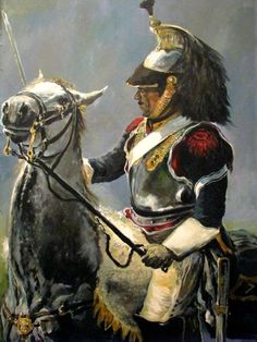 Napoleon's Cuirassiers and Carabiniers - Osprey Men-At-Arms 64