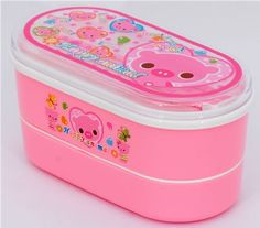 Bento Box kawaii piggy