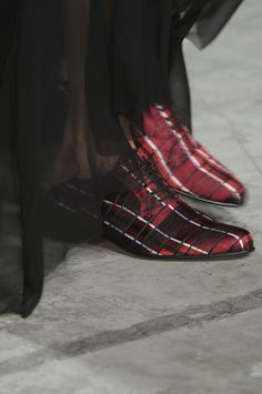 Haider Ackermann at Paris Fashion Week Spring 2012 - Livingly