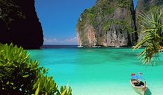 Phi Phi Islands BookMyTicket   India's No 1 Travel Site Book Flights, Hotels, Holiday Packages, Visa, Passport, Movie, Resorts, Bus Tickets www.bookmyticket.com or just give us MISSED CALL 022-66209999 The Phi Phi Islands are in Thailand, between the large island of Phuket and the west Strait of Malacca coast of the mainland. The islands are administratively part of Krabi province.