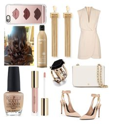 """staying out all night"" by youngswag508 ❤ liked on Polyvore featuring Finders Keepers, Tom Ford, Tory Burch, Chloé, Casetify, Redken and OPI"