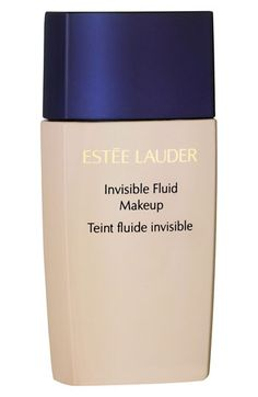 Estée Lauder  Invisible Fluid  Makeup - Beautifully light and perfectly  right - there s a 39a92d86b1906