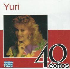 Yuri CD New Solo Exitos Box Set 40 2 CD's 40 Canciones | eBay