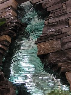 glass in your garden