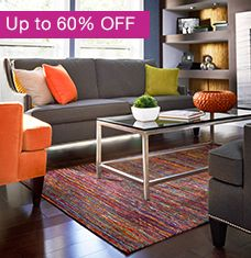 """Love the colors. """"Home on the Range"""" collection from AllModern.com."""