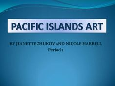 Pacific Islands Art