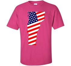 Oregon patriot with USA flag T-shirt Happy Independence day ...