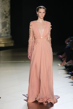 Couture at its best: Loving the color combo