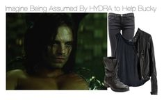 """Imagine Being Assumed By HYDRA to Help Bucky"" by fandomimagineshere ❤ liked on Polyvore featuring Steve Madden"