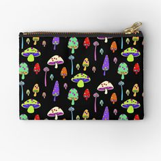 Things To Buy, Stuff To Buy, Gifts For Family, Zipper Pouch, Makeup Yourself, Are You The One, Stuffed Mushrooms, Coin Purse, Printed