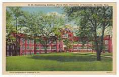 Postcards - United States # 13 - University of Tennessee, Knoxville, Tennessee