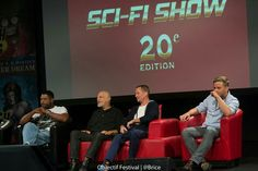 Tom Wlaschiha at the Sci-Fi show event in 2015 #tomwlaschiha #gameofthrones #jaqenhghar