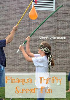 Pinaqua - thrifty su