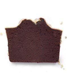 Pound Cakes // Chocolate Pound Cake with Peanut Butter Glaze Recipe
