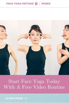 Begin today! 😃 #facialexercise #faceyoga Face Yoga Method, Face Yoga Exercises, Yoga Today, Facial Yoga, Beauty Industry, Yoga Fitness, Yoga Poses, Natural Remedies, Routine