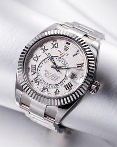0ee7438b40ede Primetime  Rolex Sky-Dweller - I m not necessarily a Rolex fan but